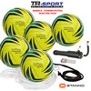 TR-SPORT Bundle Stanno FUTSAL Electric Plus