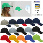 Sandwich Cap 5 Panel + FaceShield