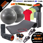 "TR-SPORT Home-Training-Set ""DUO"" 16-tlg."